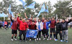 Fútbol: hay equipo!