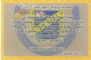 Lee más sobre el artículo La Escuela Clorinda O. Herrera celebra sus 50 años