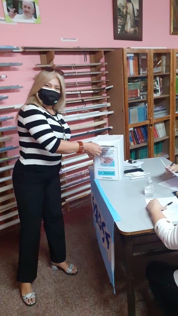 Elección de delegados: Colegio Nuestra Sra. de Guadalupe
